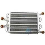 Теплообменник битермический для котлов Baxi. 2563508107